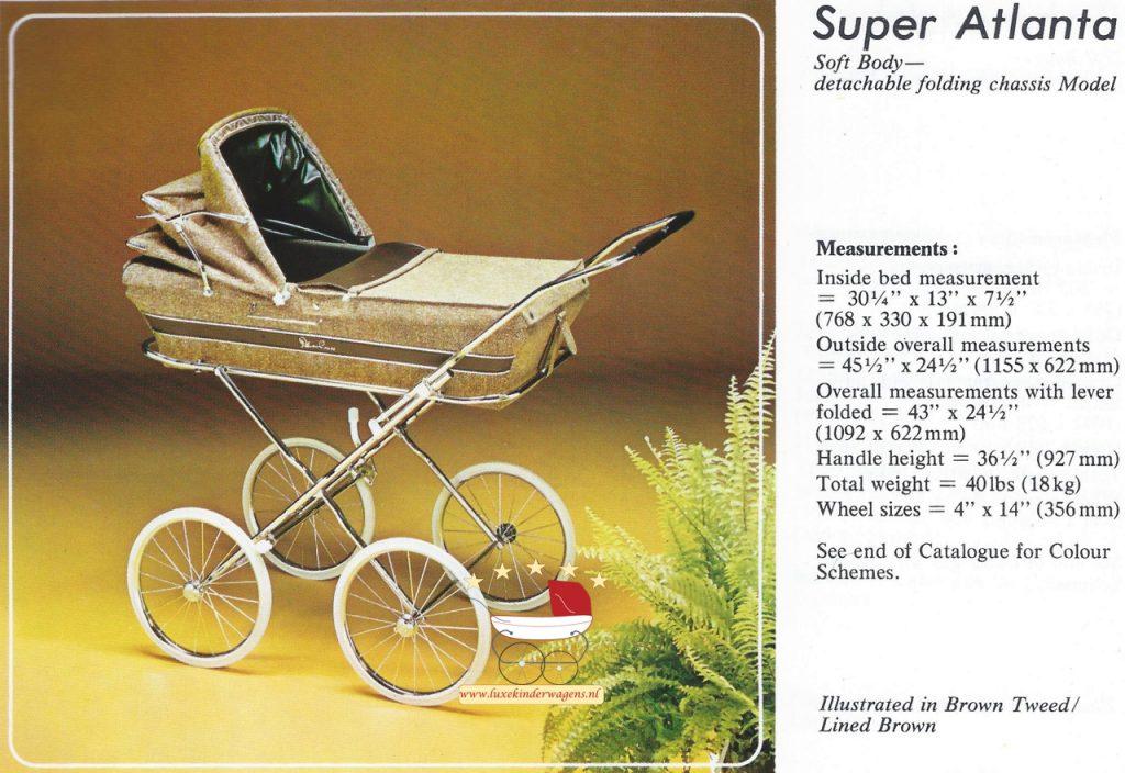 Silver Cross Super Atlanta 1979