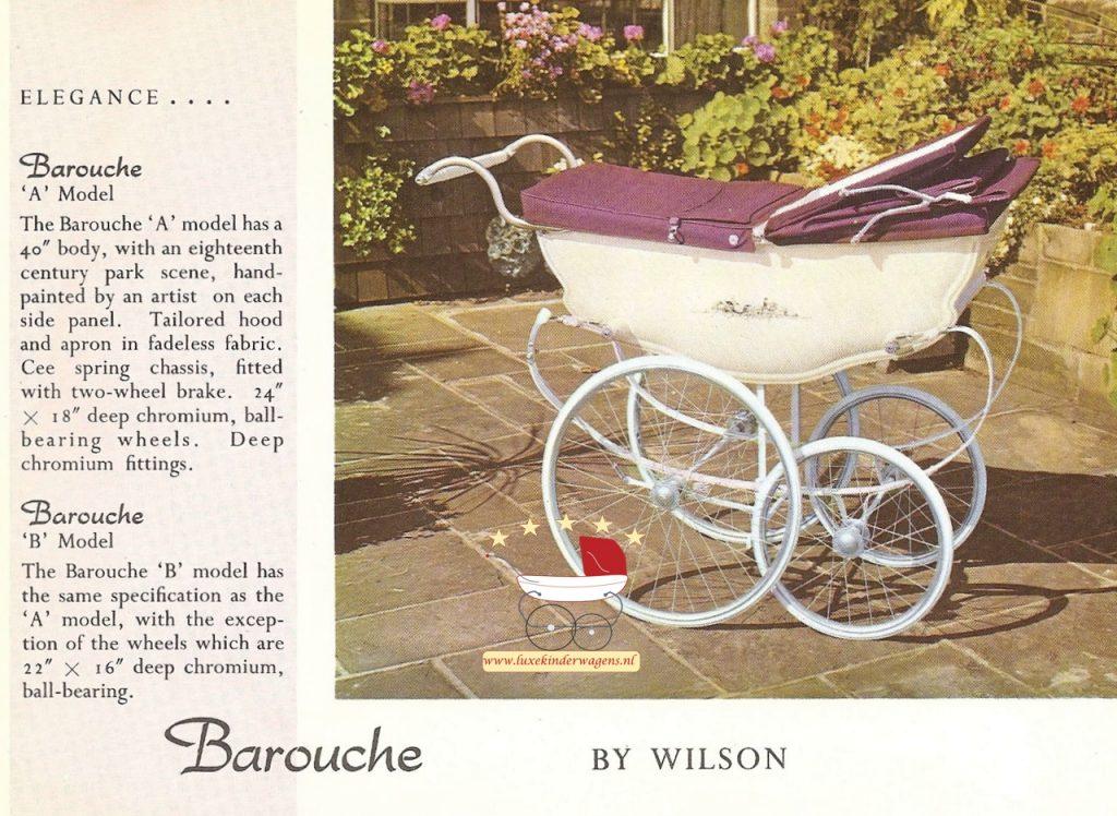 Wilson Barouche 1963