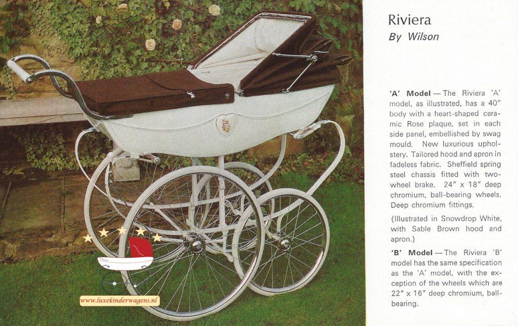 Wilson Riviera 1968