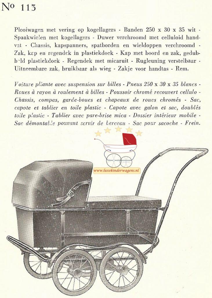 No 113, 1957